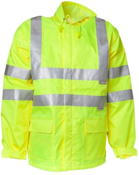Planam Warnwetterschutz Regen-Jacke uni