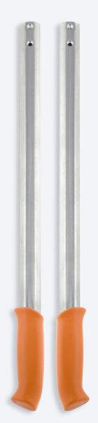 Original LÖWE 20011/80 - Griffrohre, 1 Paar, LÖWE 20.080/ 21.080/ 22.080