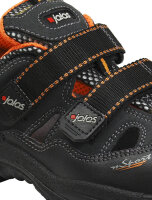 JALAS® Sicherheitssandale S1 SRC Monza Sport 3400A