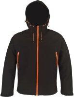 PKA Softshell-Jacke einfarbig