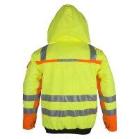 PKA Warnschutz Pilotenjacke, Warnschutzbekleidung