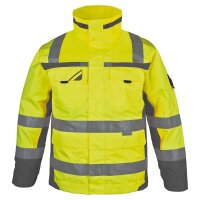 PKA Winterwarnschutz Parka, Warnschutzbekleidung