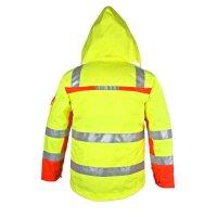 PKA Winterwarnschutz Parka 3in1, Warnschutzbekleidung
