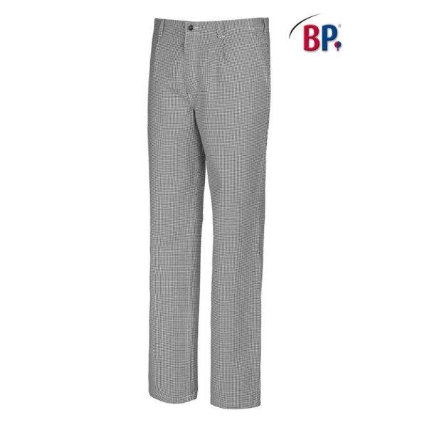 BP® Koch--Bäckerhose 1353 910 18 blau-weiß Hahnentritt