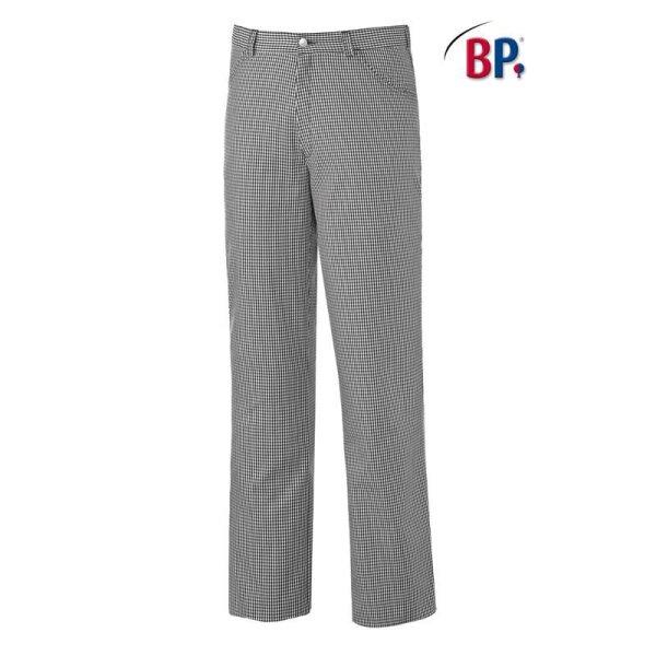 BP® Hose für Sie&Ihn 1643 801 33 schwarz-weiß Pepita
