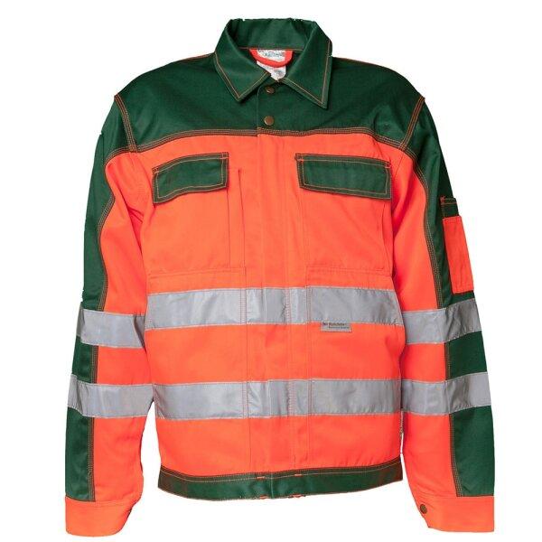 orange/grün