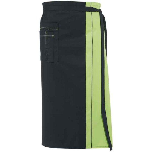 schwarz/hellgrün