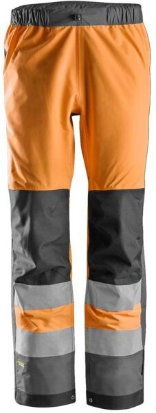 orange/stahlgrau