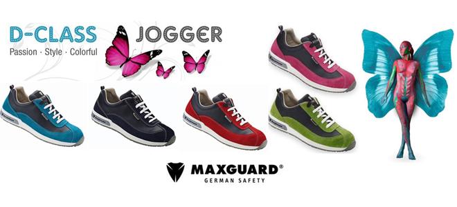 Maxguard Sicherheitsschuhe