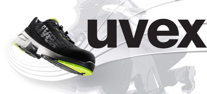 Uvex 1 Sicherheitsschuhe